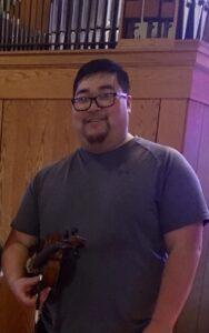 Lucas, Baritone Soloist.